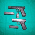 Glock 17 Gen 2 Custom And Glock 17 Gen 3